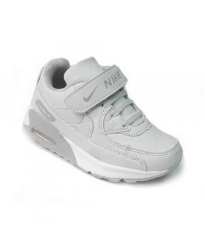 Nike Air Max 90 Детские Белые (30-36)