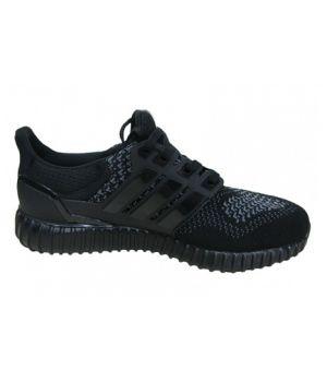 Adidas Yeezy Ultra Boost Мужские Черно-серые (41-45)