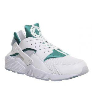 Nike Huarache Мужские Бело-бирюзовые (40-45)